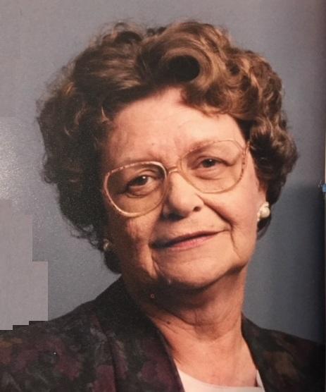 Violet M. Moyer