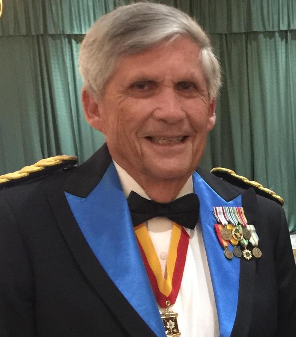 Lt. Col., Ret. Donald W. Davis