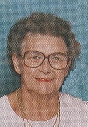 June E. (Nichol) Sieger