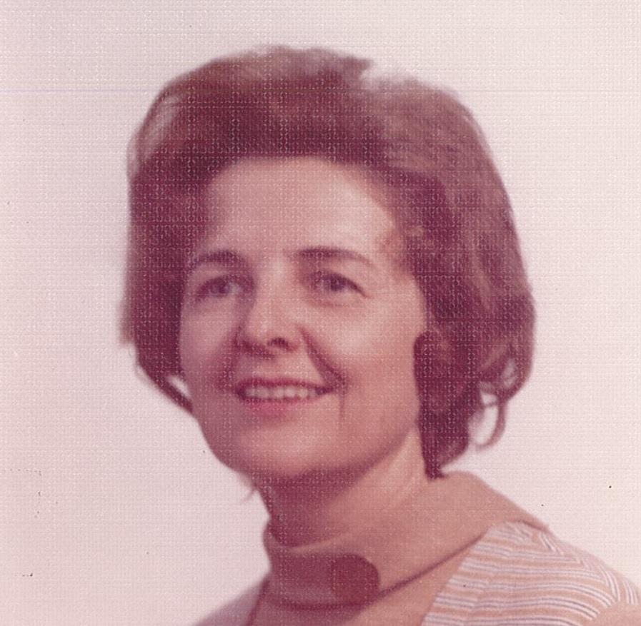 Mary (Carroll) Nicholson