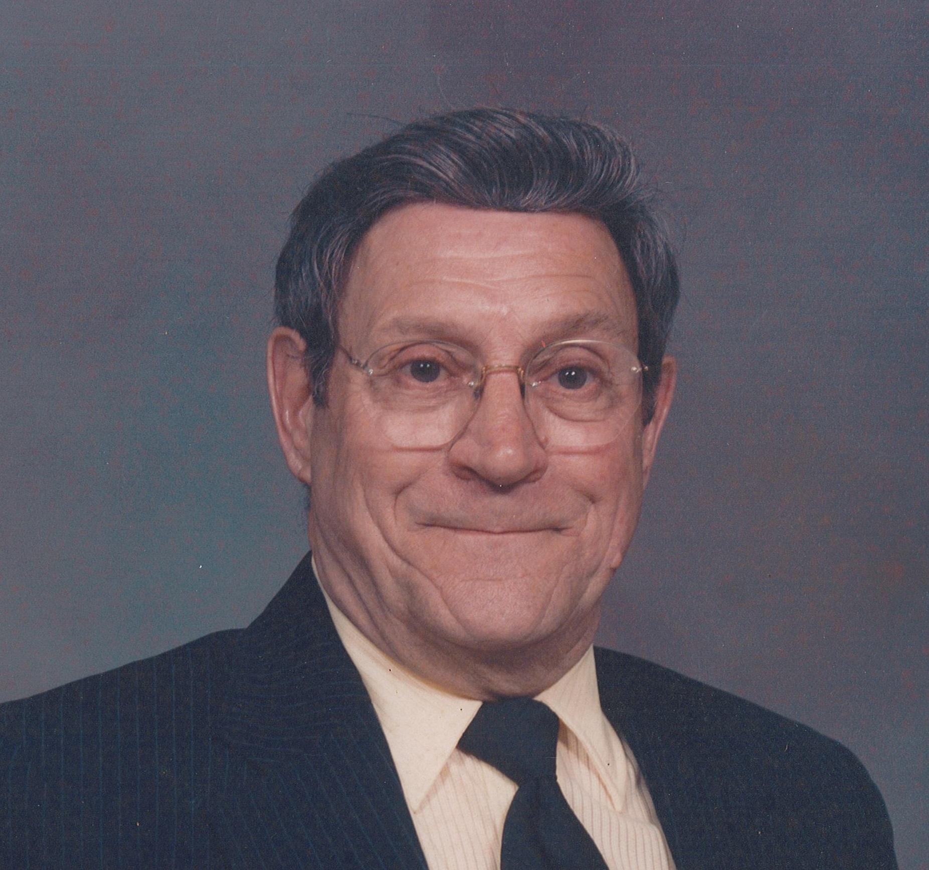 """Theodore """"Ted"""" G. Lentz"""